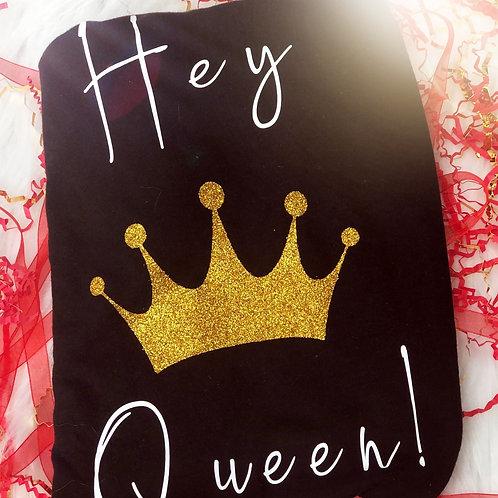 Hey Queen! (black)
