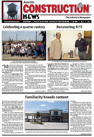 Fazzone Construction-In The News