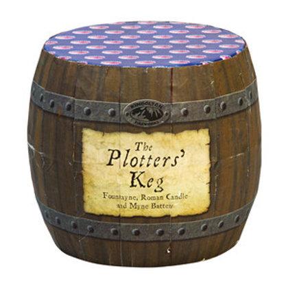 Plotters Keg