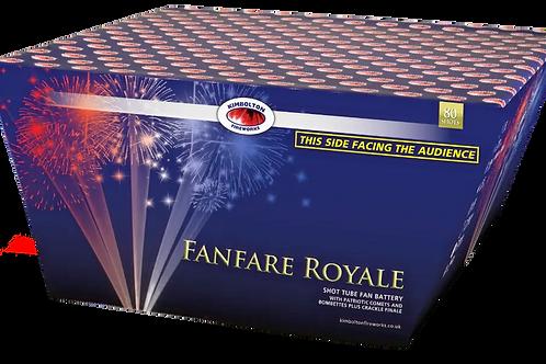 FANFARE ROYALE