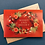 Thumbnail: Cranberry and Fig Illustrated Botanical Christmas cards