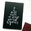 Thumbnail: Rejoice - Illustrated Christian Christmas card set