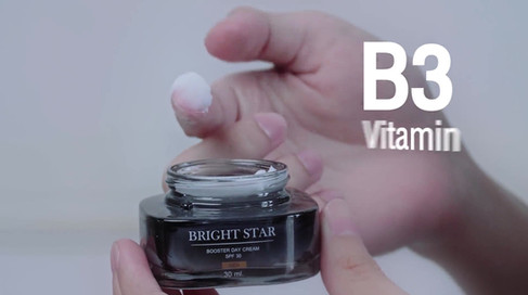 Bright Star Booster day cream SPF30 - Me