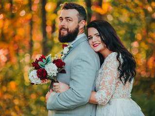 Delores + Gage Wedding | Wentzville, Mo. | Quail Ridge Lodge