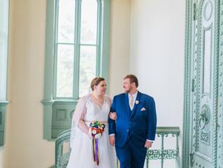 Johnson Wedding | Macoupin County Courthouse