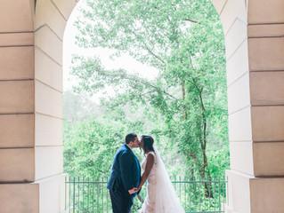 Thompson Wedding | Alex + Floxy | The Conservatory | La Belle Ceour