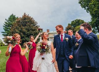 Nikki + Jonathan | Riverbend Chapel | Timeless Romantic Wedding