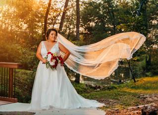 Zurina + Wes | Romantic Winery Wedding | Renaissance Wine Garden | Foristell Missouri Wedding