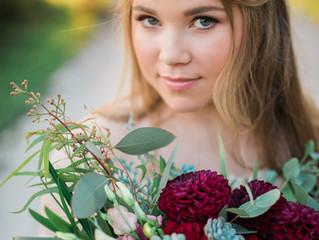 Romantic Elopement | Stylized Elopement