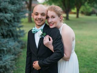 Bishop Wedding | Beautiful Backyard Nuptials