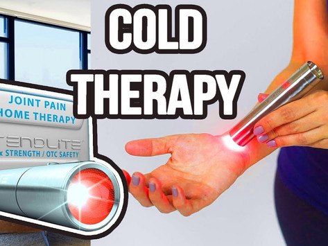 Cold Laser For Pain, Wounds, Stroke and More