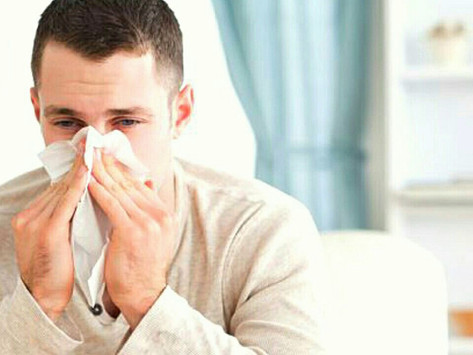 Stop Cold And Flu With This Home Test