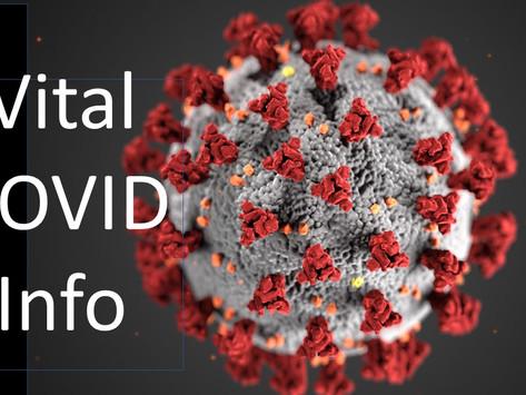 Vital COVID-19 Info
