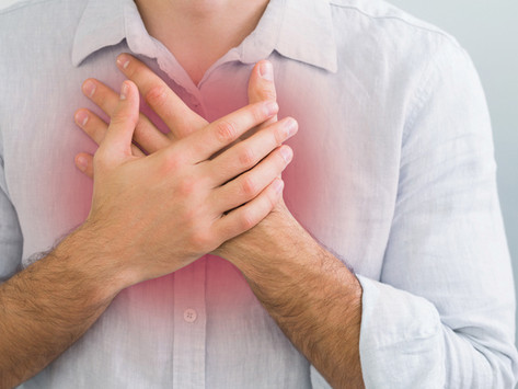 Four Steps to Stop Acid Reflux