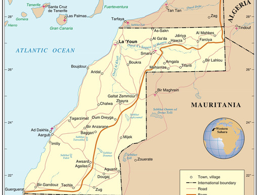 Self-determination in Western Sahara: A Case of Competing Sovereignties?