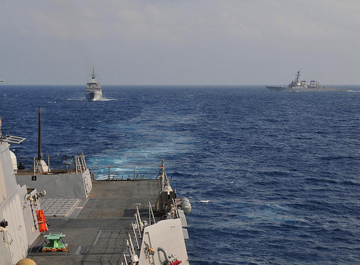 The Breakdown of International Law in the South China Sea