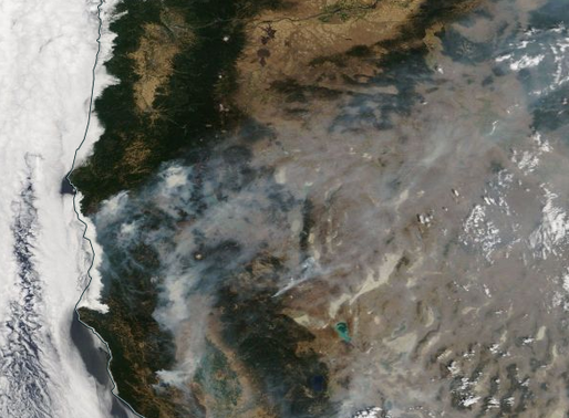 Climate Change in the International Context: Not Just California Fires