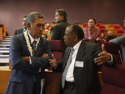 Current Event: French Polynesia's Former President Files ICC Complaint Against France