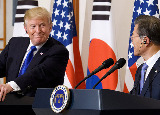 Current Event: North Korea: US-ROK Military Drills Violate Inter-Korean Agreement