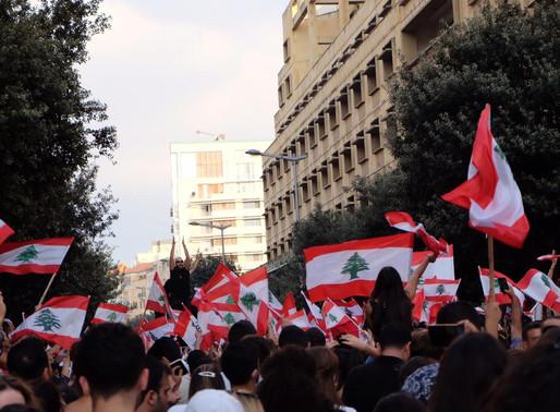 Lebanon's October Revolution