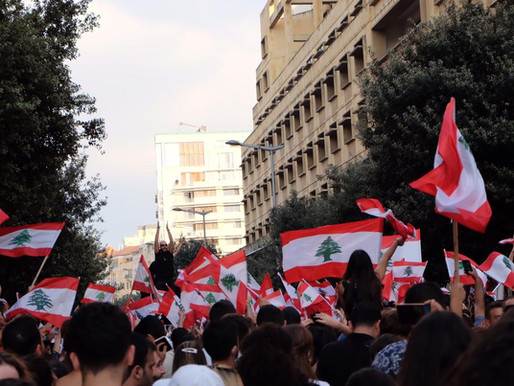 Lebanon's October Revolution