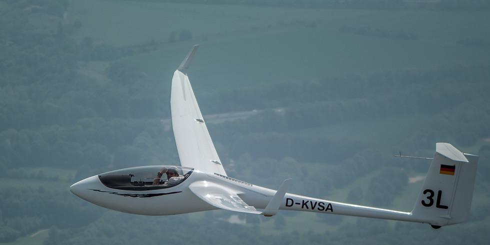 Segelflugbetrieb 02.04.2021 - Karfreitag