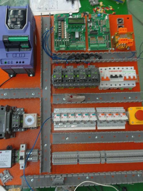 Control VVVF con tarjeta electrónica