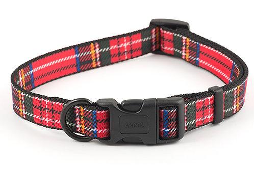 Ancol Tartan Dog Collar