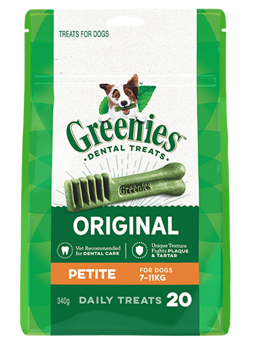Greenies Dog
