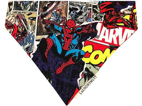 Marvellous Marvel Bandana