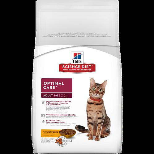 Science Diet Optimal Care Cat Food 2KG
