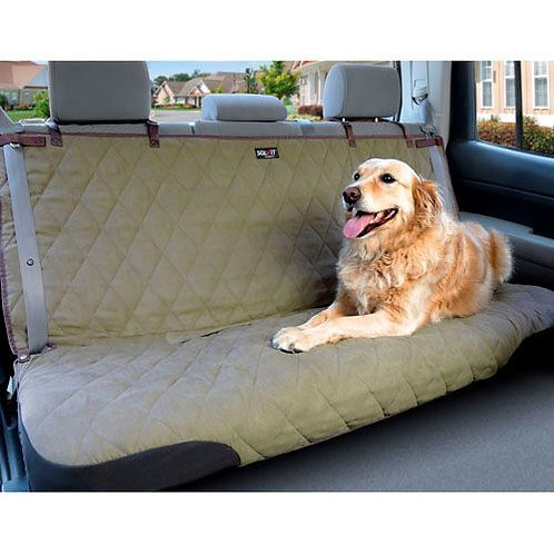 SmartFit Deluxe Bench Quilted Seat Cover