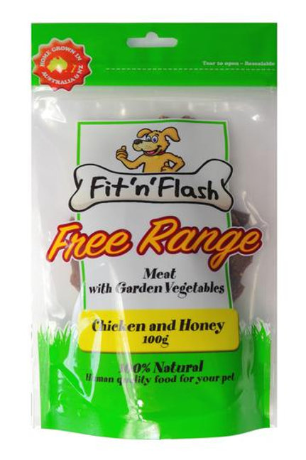 Fit'n'Flash Dog & Cat Treats
