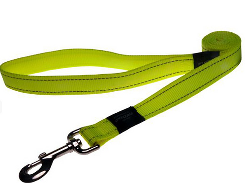 High Visibility Reflective Dog Lead