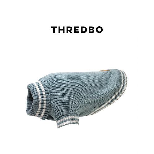 Thredbo Cool Grey Knit Jumper