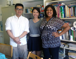 Grad_16 Michael Yeung, Sharon Lau, Luisa
