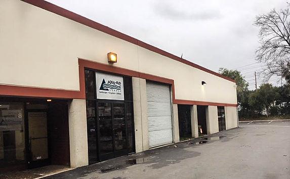 Aqua-Flo Supply Moorpark store front location.
