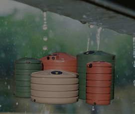 Rainwater Harvesting tanks from Bushman.