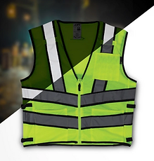 Landscaper and contractor safety gear