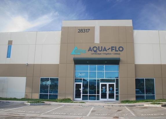Aqua-Flo Supply Santa Clarita store front location.