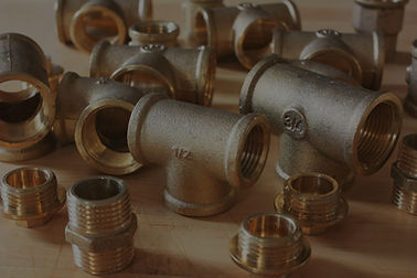 Copper repair fittings and accessories