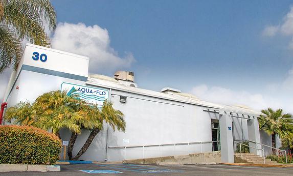 Aqua-Flo Supply Goleta store front location.