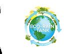 Eco-rain tank company logo