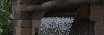 Pond products for water features