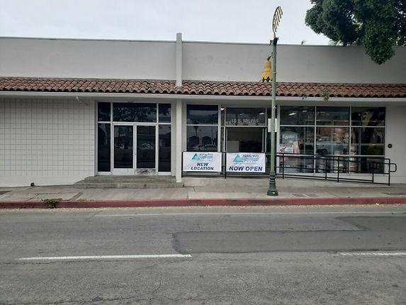 Aqua-Flo Supply Santa Barbara store front location.