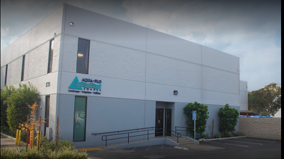 Aqua-Flo Supply Culver City store front location.