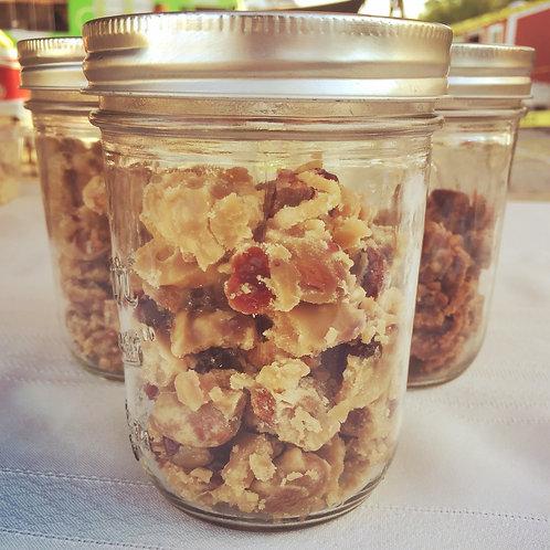 Gift Jar of Praline Bits & Pieces