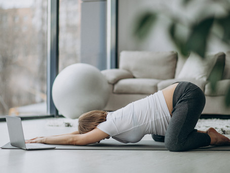When should you start pregnancy yoga?