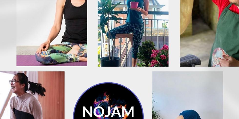 International Yoga Day NOJAM