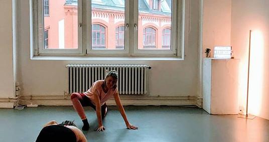Bei YogaZeit Berlin